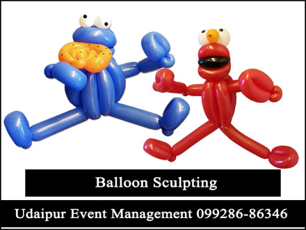 BalloonSculptingActivity-Craft-BirthdayPartyThemeOrganizer-Udaipur-Rajasthan-India