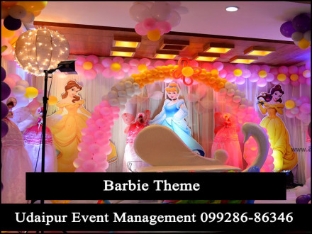 BarbieDollTheme-BirthdayPartySupplier-girlThemeDecoration-Udaipur-Rajasthan-India