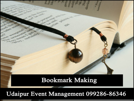 BookMarkMaking-KidsCraftsActivityBirthdayParty-Udaipur-Rajasthan-India