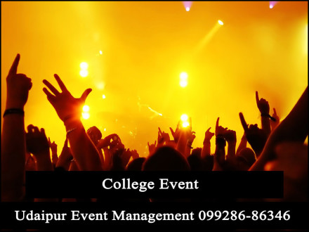 CollegeEvent-FresherParty-AnnualAwardFunction-DJ-ThemeDecorationPlanner-Udaipur-Rajasthan