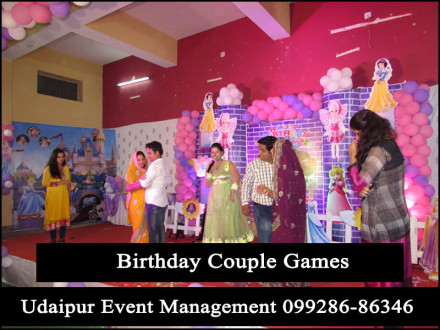 CoupleDance-BirthdayPartyGame-ThemeBalloonDecoration-Udaipur-Rajasthan-India