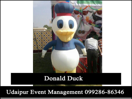 DonaldDuck-CartoonCharacter-KidsBirthdayParty-Planner-Udaipur-Rajasthan-India