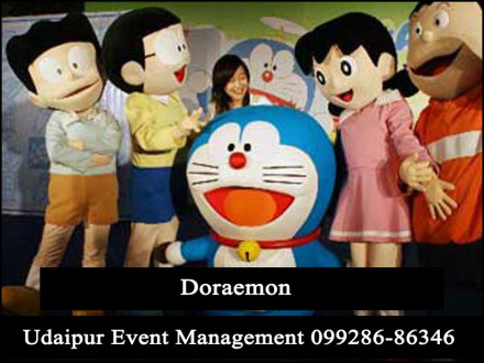 Doraemon-CartoonCharacter-KidsThemeBirthdayParty-Supllier-Udaipur-Rajasthan-India