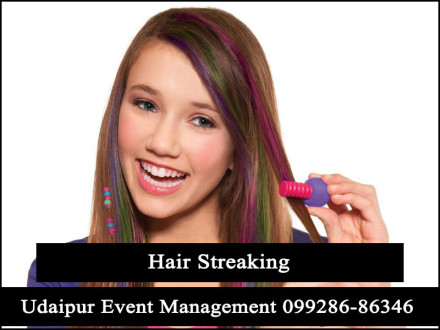 HairStreaking-MulticolorHairDye-ThemeBirthdayParty-Udaipur-Rajasthan-India