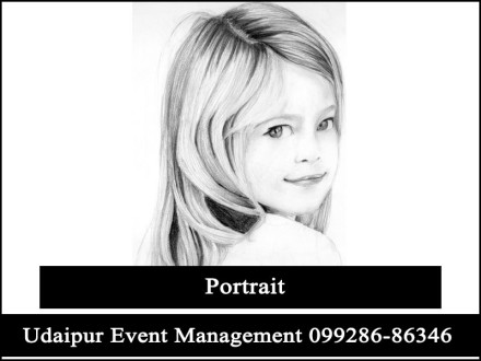 Portraitsketch-BirthdaycorporatePartyGameStall-KidsPhotographySketch-Udaipur-Rajasthan-India