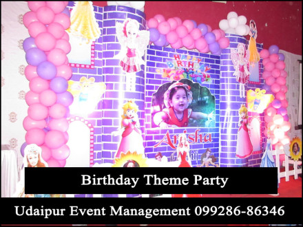 ThemeDecoration-KidsBirthdayPartyPlanner-BalloonDecoration-BirthdayEvent-Udaipur-Rajasthan-India