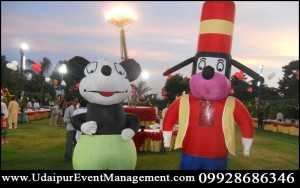 Birthday-CartoonCharacter-Goofy-MickeyMouse-ThemeDecoration-BalloonParty-Udaipur-Rajasthan