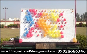 Birthday-GameStalls-BalloonDecoration-Udaipur-Rajasthan