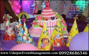 ThematicBirthdayParty-BalloonsDecoration-CartoonCharacters-FacePainting-JumpingCastle-Udaipur-Rajasthan