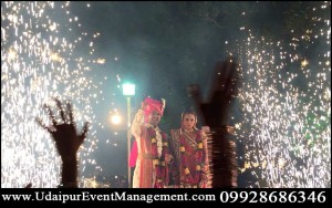 coldfiretheme-stageentryconcept-weddingstage-tent-Lavazma-RainDanceParty-ReceptionParty-Udaipur-rajasthan