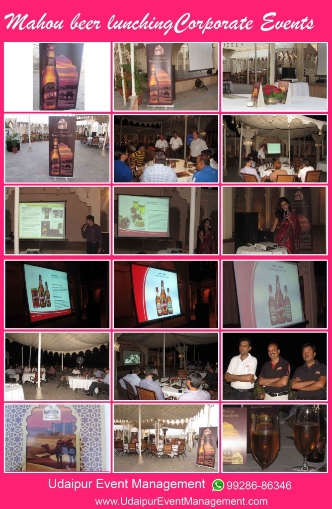 CorporateEvent-ProductLaunching-Projector-Arrangement-in-Udaipur