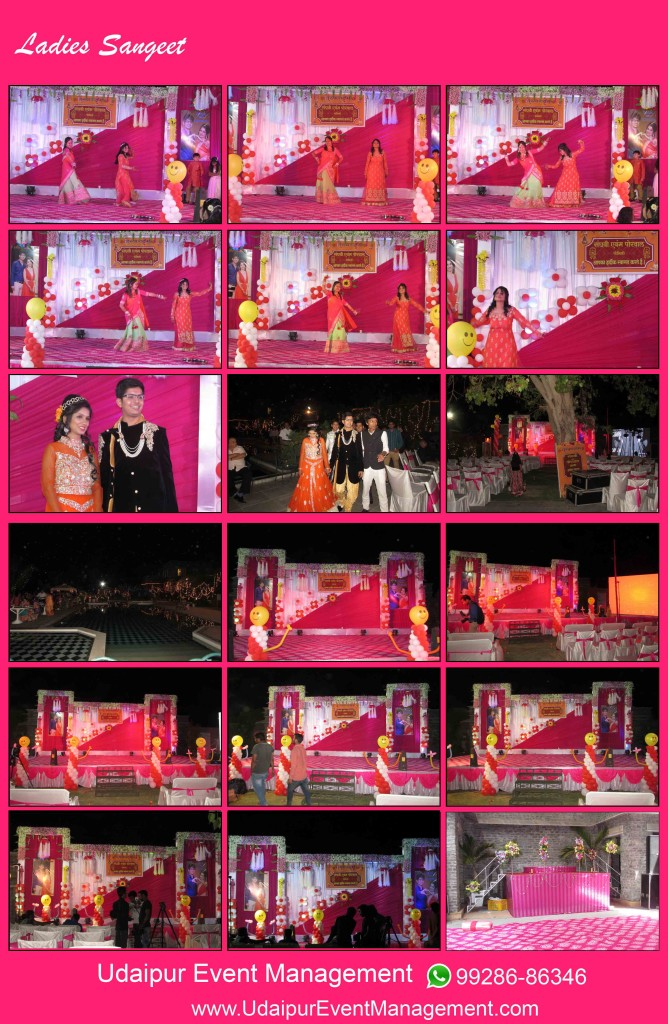 ladiessangeet-choreographer-lightdecoration-stage-Entertainment-eventmanagement-ranakpur