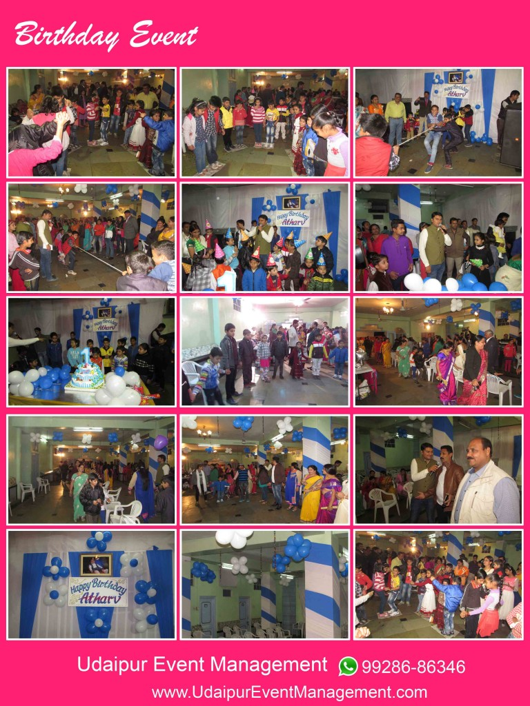 Birthday-Party-BallonDecoration-Anchor-KidsEntertainment-in-Udaipur
