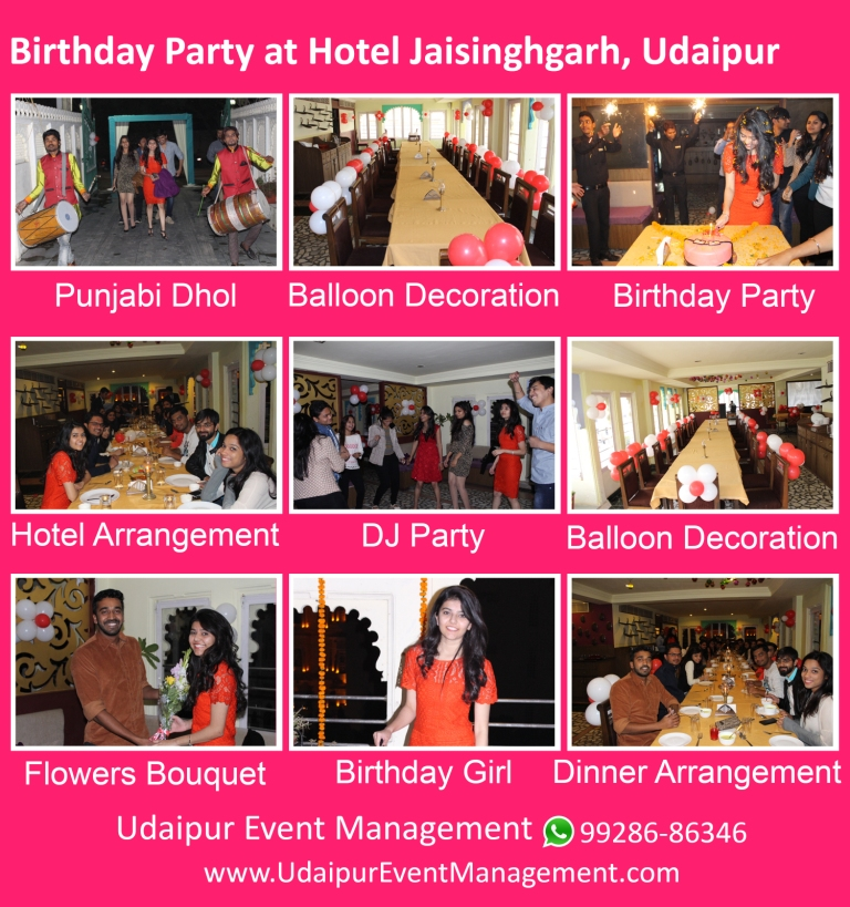 Birthdayparty-Balloondecoration-Dholentry-Weddingconcept-Djparty-Celebration-Dinner-Udaipur-Rajasthan