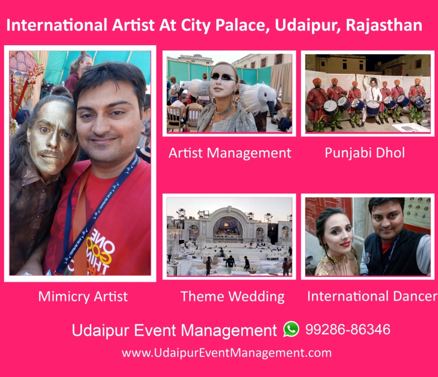 Internationalartist-Artistmanagement-Punjabidhol-Mimicryartist-Udaipur-Rajasthan