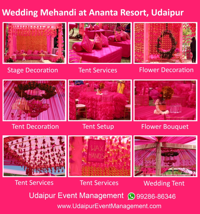 Stagedecoration-Tentdecorationservice-Flowerdecoration-Weddingtent-Udaipur-Rajasthan