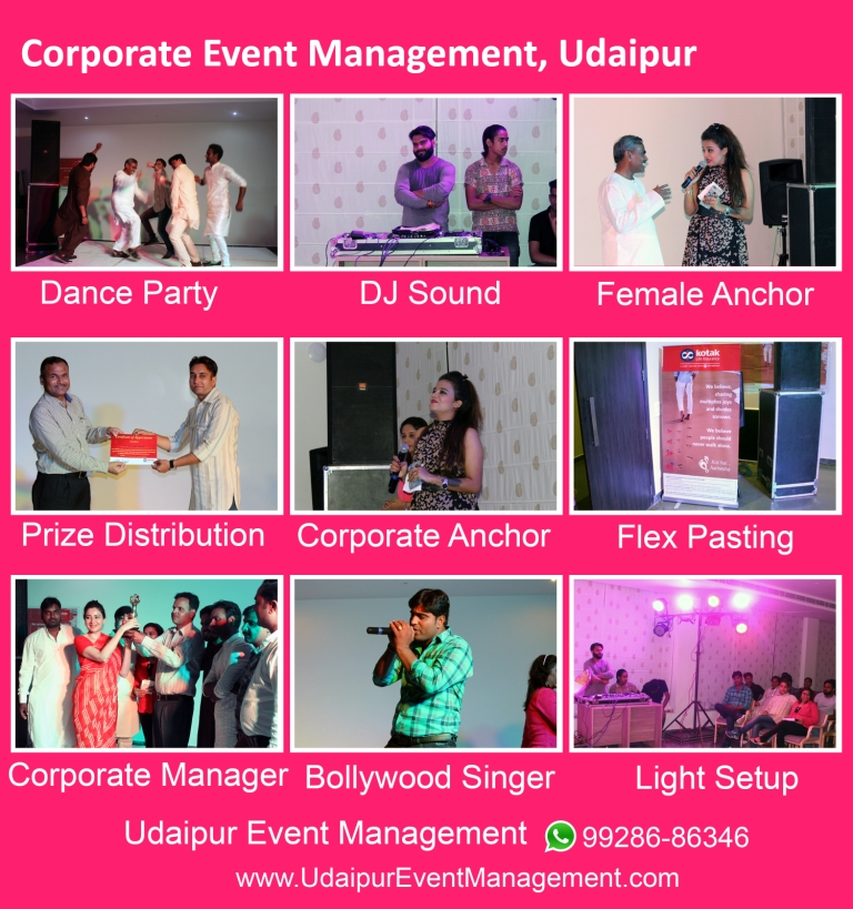 CorporateEventManagement-DjSoundSetup-CorporateAnchor-Udaipur